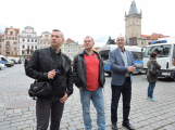 Vedení příbramské věznice přivítalo kolegy z Polska (2)