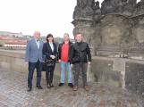 Vedení příbramské věznice přivítalo kolegy z Polska (1)