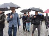 Vedení příbramské věznice přivítalo kolegy z Polska (9)