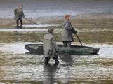 V Novém rybníce plavalo zhruba 7 metráků lína obecného (28)
