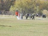 Hasiči cvičili likvidaci požáru se závěsným bambivakem (5)