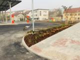 Fotogalerie: Sedlčany dokončují dopravní terminál ()