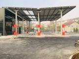 Fotogalerie: Sedlčany dokončují dopravní terminál (1)