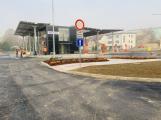 Fotogalerie: Sedlčany dokončují dopravní terminál (2)