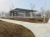 Fotogalerie: Sedlčany dokončují dopravní terminál (4)