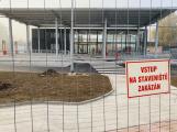 Fotogalerie: Sedlčany dokončují dopravní terminál (5)