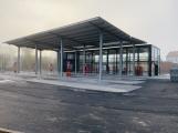 Fotogalerie: Sedlčany dokončují dopravní terminál (6)