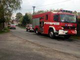 Vážná nehoda v Podlesí, řidič peugeotu přejel do protisměru ()