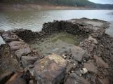 Orlík odhalil zatopené vesnice (12)