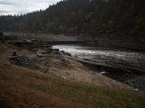 Orlík odhalil zatopené vesnice (11)