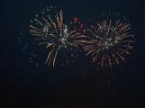 Čertovský Novák přilákal tisíce návštěvníků. Velkolepý ohňostroj nadchl přihlížející (15)