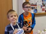 Vánoční jarmark zaplnil školu (1)