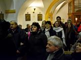 Dudy doprovodily sborový zpěv v kostele (38)