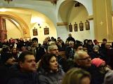 Dudy doprovodily sborový zpěv v kostele (33)