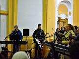 Dudy doprovodily sborový zpěv v kostele (31)