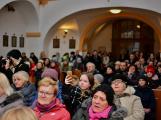 Dudy doprovodily sborový zpěv v kostele (47)