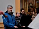 Dudy doprovodily sborový zpěv v kostele (30)