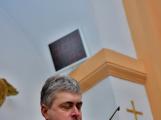 Dudy doprovodily sborový zpěv v kostele (11)