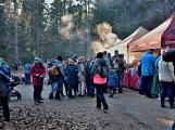 Stovky lidí vystoupaly první den roku na vrchol Třemšína (50)
