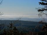 Stovky lidí vystoupaly první den roku na vrchol Třemšína (24)