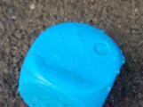 Pneumatiky, železo, plasty. Orlík kromě zatopených vesnic odhalil i hromady odpadu ()