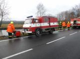 Plameny pohltily budovu restaurace v kempu u Věšína, hasiči vyhlásili druhý stupeň poplachu (17)
