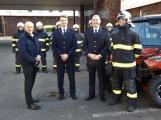 Hasiči uvedli do provozu novou čtyřkolku. Její součástí je vysokotlaké hasicí zařízení (6)