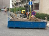 Uložení plynovodu potrápí do pátku motoristy v Křižáku ()