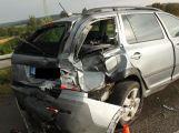 Nehodovost na Příbramsku roste, v červenci skončila jedna nehoda tragicky ()