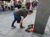 V Příbrami uctili památku Milady Horákové. Od její popravy uplynulo 70 let (8)