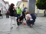 V Příbrami uctili památku Milady Horákové. Od její popravy uplynulo 70 let (2)