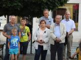 V Příbrami uctili památku Milady Horákové. Od její popravy uplynulo 70 let (10)
