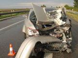 Nehodovost na Příbramsku roste, v červenci skončila jedna nehoda tragicky (1)