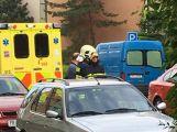 V Milínské ulici bylo před několika minutami sraženo dítě ()