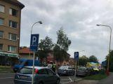 V Milínské ulici bylo před několika minutami sraženo dítě (2)