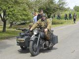 Vojenské kluby si u Slivice připomněly konec války v Evropě ()