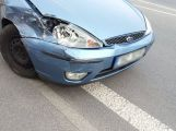 V Seifertově se srazily dva vozy ()