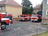Včerejší požár očima hasičů ()
