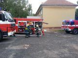 Včerejší požár očima hasičů (2)