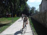 V Petrovicích u Sedlčan mají už druhým rokem jízdní kola pro lidi zadarmo (1)