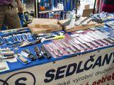 Výstavu nožů v Příbrami navštívily tisíce diváků (8)