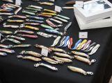 Výstavu nožů v Příbrami navštívily tisíce diváků (2)