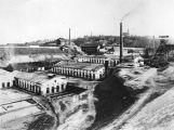 Důl Anna s úpravnami před 1. světovou válkou. (1)