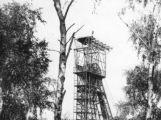 Těžní věž dolu Anna před asanací v roce 1980. (4)