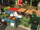 O farmářské trhy byl i dnes velký zájem (5)