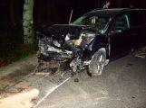 Hasiči z Rožmitálu zasahovali u dopravní nehody v Plzeňském kraji ()