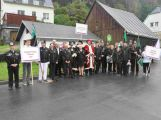 Hornické spolky z Příbramska navštívily Německo a na Slovensko (5)