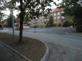Ulice 28. října: Nalajnováno a hotovo (2)