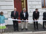 Waldorfská školka je hotova, dnes byla slavnostně ukončena její rekonstrukce ()