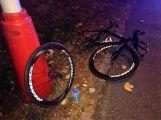 Ve Školní ulici došlo ke střetu vozidla s cyklistou (4)